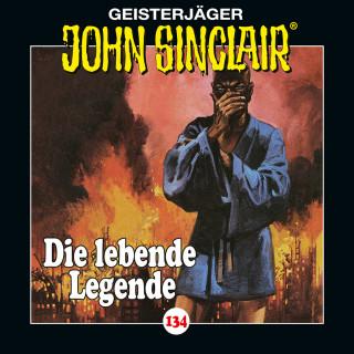 Jason Dark: John Sinclair, Folge 134: Die lebende Legende. Teil 1 von 2