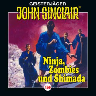 Jason Dark: John Sinclair, Folge 135: Ninja, Zombies und Shimada. Teil 2 von 2