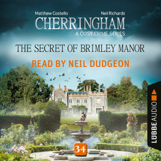 Matthew Costello, Neil Richards: The Secret of Brimley Manor - Cherringham - A Cosy Crime Series: Mystery Shorts 34 (Unabridged)