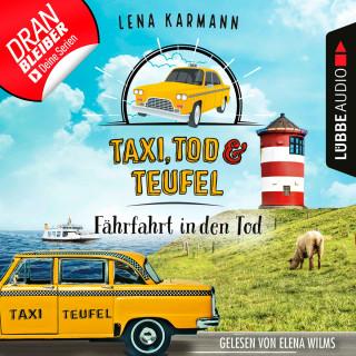 Lena Karmann: Fährfahrt in den Tod - Taxi, Tod und Teufel, Folge 1 (Ungekürzt)