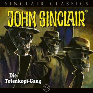 Jason Dark: Geisterjäger John Sinclair, Classics, Folge 38: Die Totenkopf-Gang