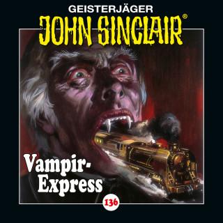 Jason Dark: John Sinclair, Folge 136: Vampir-Express. Teil 1 von 2