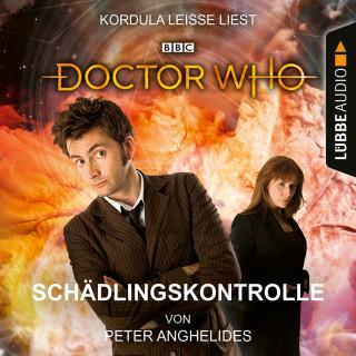 Peter Anghelides: Doctor Who - Schädlingskontrolle (Ungekürzt)