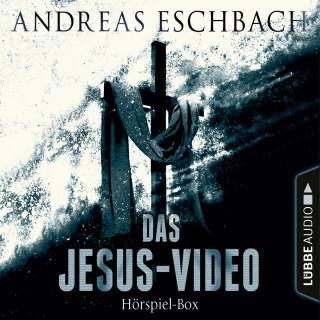 Andreas Eschbach: Das Jesus-Video, Folge 1-4: Die komplette Hörspiel-Reihe nach Andreas Eschbach