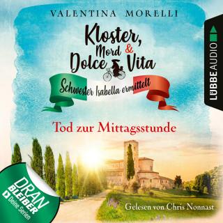 Valentina Morelli: Tod zur Mittagsstunde - Kloster, Mord und Dolce Vita - Schwester Isabella ermittelt, Folge 1 (Ungekürzt)