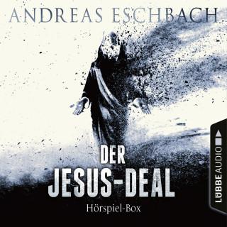 Andreas Eschbach: Der Jesus-Deal, Folge 1-4: Die kompletter Hörspiel-Reihe nach Andreas Eschbach