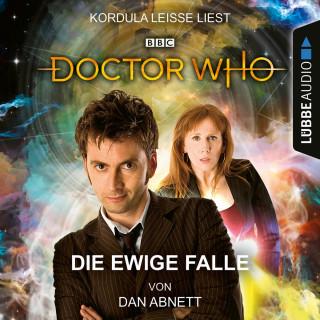 Dan Abnett: Doctor Who - Die ewige Falle (Ungekürzt)