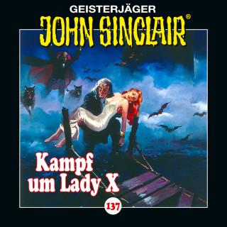 Jason Dark: John Sinclair, Folge 137: Kampf um Lady X. Teil 2 von 2
