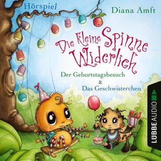 Diana Amft: Die kleine Spinne Widerlich - Der Geburtstagsbesuch & Das Geschwisterchen