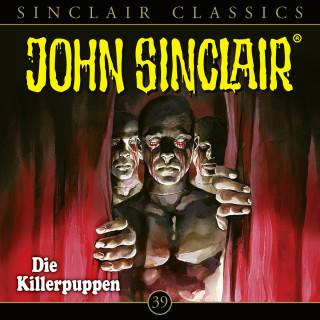 Jason Dark: John Sinclair - Classics, Folge 39: Die Killerpuppen