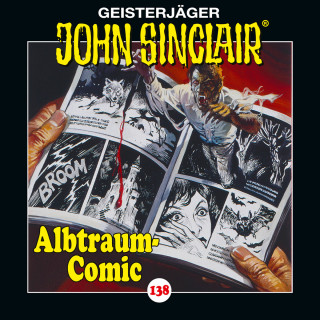Jason Dark: John Sinclair, Folge 138: Albtraum-Comic