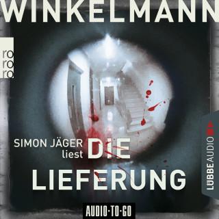 Andreas Winkelmann: Die Lieferung - Kerner und Oswald, Band 2