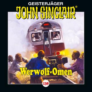 Jason Dark: John Sinclair, Folge 139: Werwolf-Omen