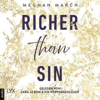 Meghan March: Richer than Sin - Richer-than-Sin-Reihe, Band 1 (Ungekürzt)