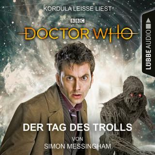 Simon Messingham: Doctor Who - Der Tag des Trolls (Ungekürzt)