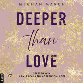 Meghan March: Deeper than Love - Richer-than-Sin-Reihe, Band 2 (Ungekürzt)