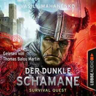 Vasily Mahanenko: Der dunkle Schamane - Survival Quest-Serie 2