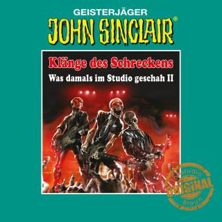 Jason Dark: John Sinclair, Tonstudio Braun - Klänge des Schreckens, 2: Was damals im Studio geschah - Teil 2