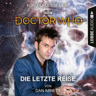 Dan Abnett: Doctor Who - Die letzte Reise (Ungekürzt)