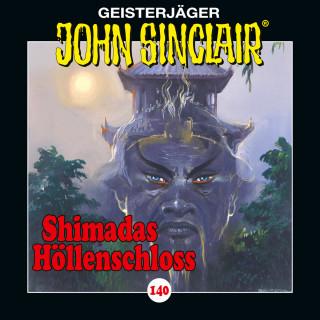 Jason Dark: John Sinclair, Folge 140: Shimadas Höllenschloss - Teil 1 von 2