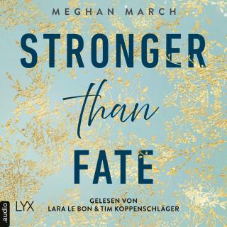 Meghan March: Stronger than Fate - Richer-than-Sin-Reihe, Band 3 (Ungekürzt)