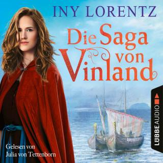 Iny Lorentz: Die Saga von Vinland (Gekürzt)