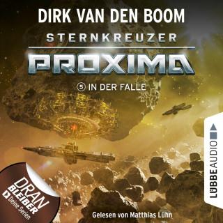 Dirk van den Boom: In der Falle - Sternkreuzer Proxima, Folge 5 (Ungekürzt)