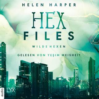 Helen Harper: Wilde Hexen - Hex Files, Band 2 (Ungekürzt)