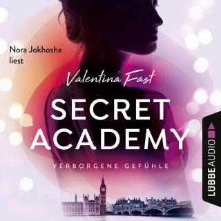 Valentina Fast: Verborgene Gefühle - Secret Academy, Teil 1 (Ungekürzt)
