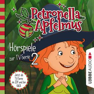 Cornelia Neudert: Petronella Apfelmus, Teil 2: Das Überraschungs-Picknick, Der Spielverderber, Selfie mit Heckenschrat