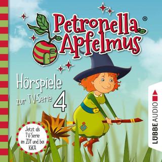 Cornelia Neudert: Petronella Apfelmus, Teil 4: Verhexte Bäckerei, Das Band der Freundschaft, Hexengeburtstag, Aufprall mit Folgen