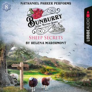 Helena Marchmont: Bunburry - Sheep Secrets - A Cosy Mystery Series, Episode 8 (Unabridged)