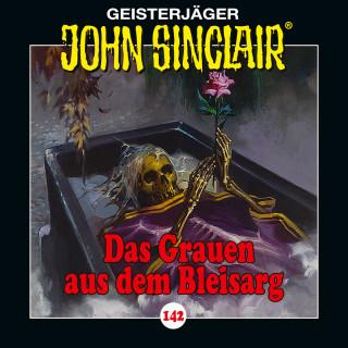 Jason Dark: John Sinclair, Folge 142: Das Grauen aus dem Bleisarg