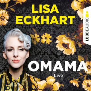 Lisa Eckhart: Omama - Live - Lesung aus dem Literaturhaus Leipzig (Gekürzt)