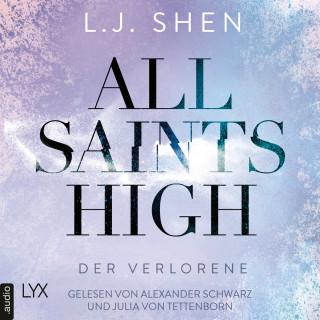 L. J. Shen: Der Verlorene - All Saints High, Band 3 (Ungekürzt)