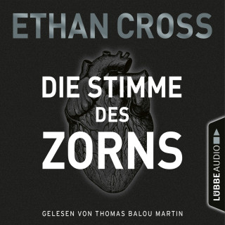 Ethan Cross: Die Stimme des Zorns - Die Ackermann & Shirazi-Reihe, Folge 1