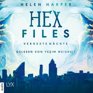 Helen Harper: Verhexte Nächte - Hex Files, Band 3 (Ungekürzt)