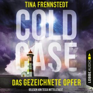 Tina Frennstedt: Das gezeichnete Opfer - Cold Case 2 (Gekürzt)
