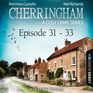 Matthew Costello, Neil Richards: Episode 31-33 - A Cosy Crime Compilation - Cherringham: Crime Series Compilations 11 (Unabridged)