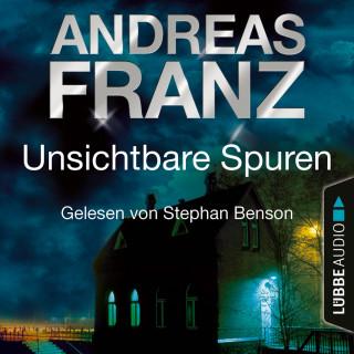 Andreas Franz: Unsichtbare Spuren - Sören Henning & Lisa Santos, Teil 1 (Gekürzt)