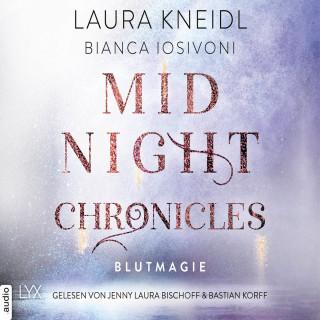 Bianca Iosivoni, Laura Kneidl: Blutmagie - Midnight-Chronicles-Reihe, Teil 2 (Ungekürzt)