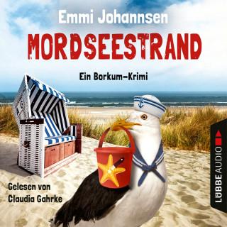 Emmi Johannsen: Mordseestrand - Ein Borkum-Krimi (Gekürzt)