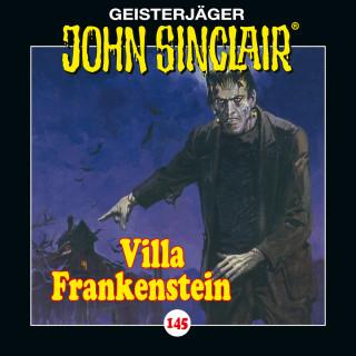 Jason Dark: John Sinclair, Folge 145: Villa Frankenstein (Ungekürzt)