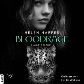 Helen Harper: Bloodrage - Blood Destiny - Mackenzie-Smith-Serie, Band 3 (Ungekürzt)