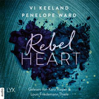 Vi Keeland, Penelope Ward: Rebel Heart - Rush-Serie, Teil 2