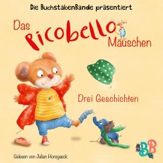 Thea Dormeyer: Das Picobello-Mäuschen - Drei Geschichten (Ungekürzt)