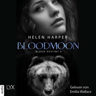 Helen Harper: Bloodmoon - Blood Destiny - Mackenzie-Smith-Serie, Band 4 (Ungekürzt)
