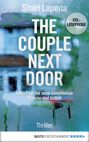 Shari Lapena: XXL-Leseprobe: The Couple Next Door