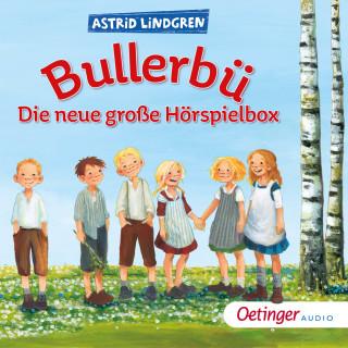 Astrid Lindgren: Bullerbü. Die neue große Hörspielbox