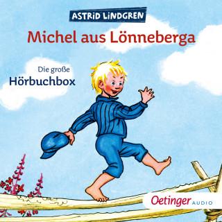 Astrid Lindgren: Michel aus Lönneberga. Die große Hörbuchbox